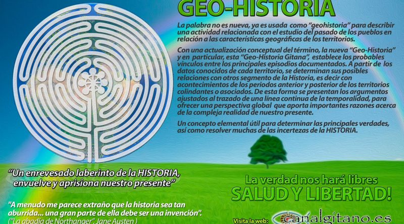 Geo-Historia del pueblo Rrom