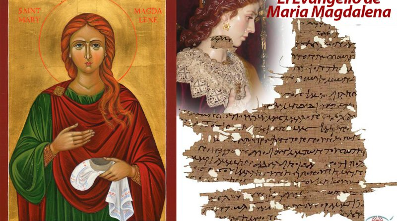 El Evangelio de Maria Magdalena - © Canal Gitano - El Evangelio de Maria Magdalena - © ASR