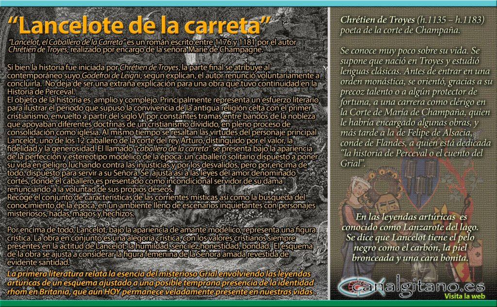 """""""Lancelote de la carreta"""