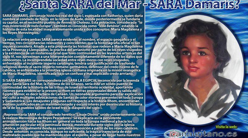 - Santa Sara del Mar - Sara Damaris - © ASR