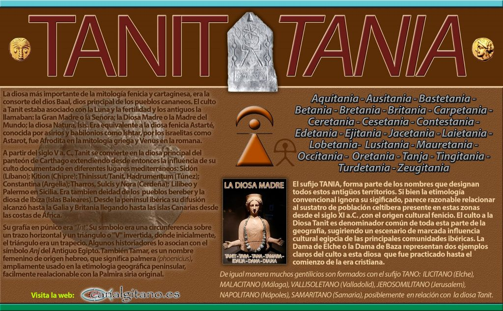 Canal Gitano - Tanit / Tania - © ASR