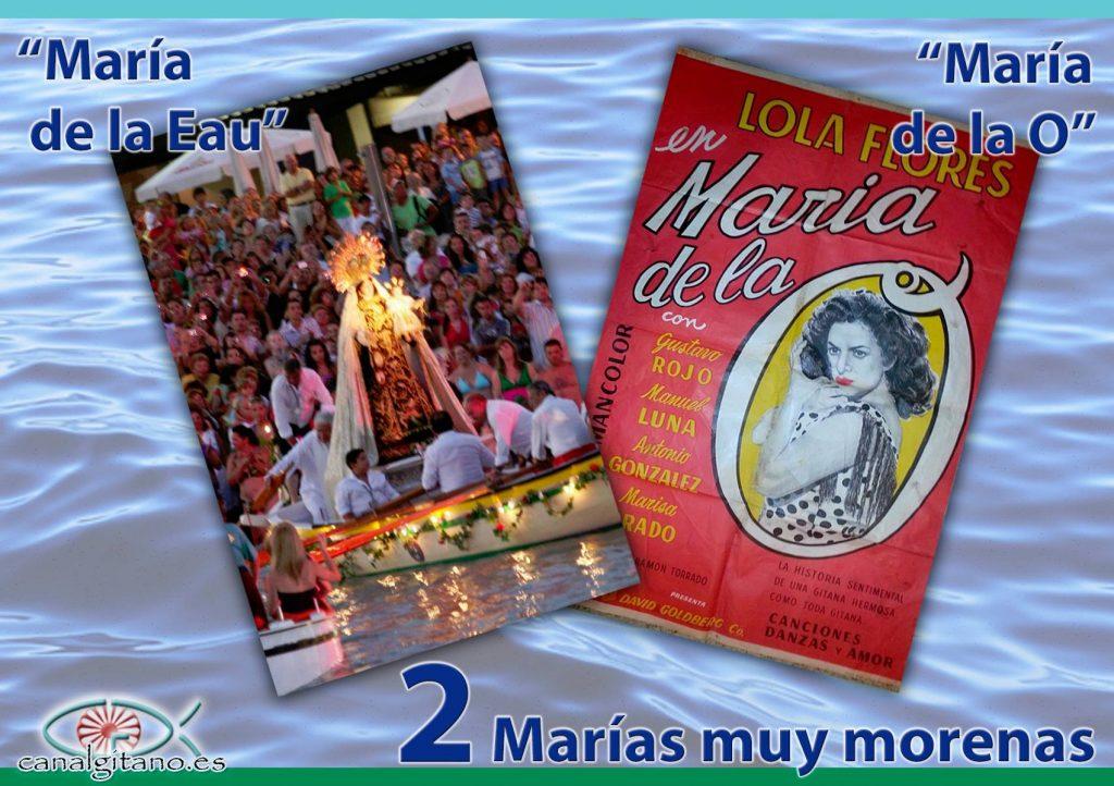 Maria de la Eau / Ó