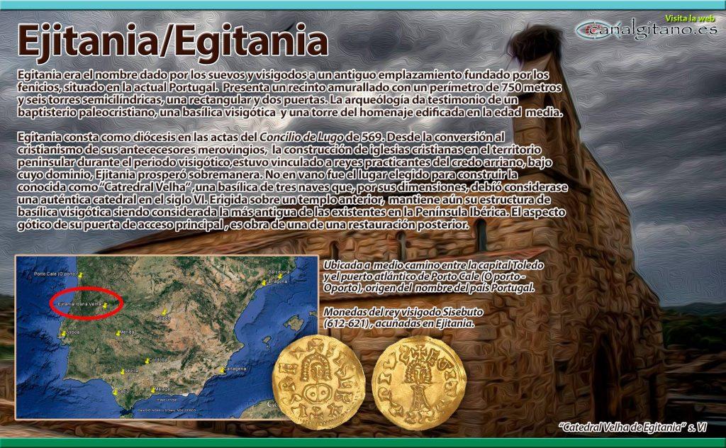 Ejitania / Egitania