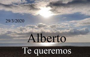 Alberto - Te queremos